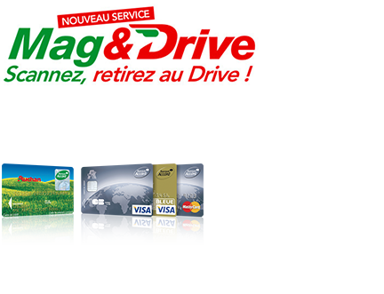Mag&Drive