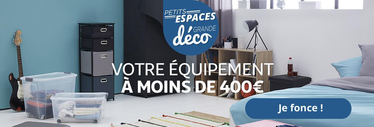 Votre équipement à moins de 400€