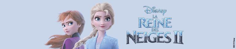 Disney : Reine des Neiges