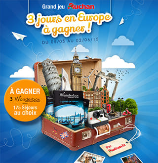 Grand jeu auchan - Auchan prime eco ...