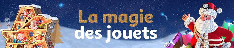 Les Jouets Du Catalogue Auchan