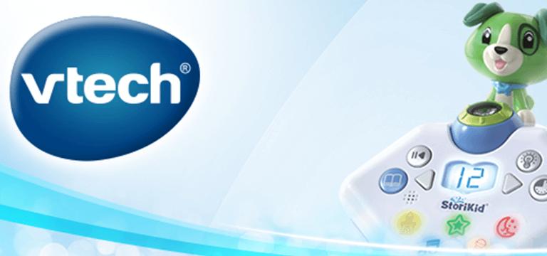 Découvrez les produits VTECH