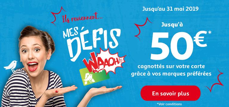 Jusquau 31 Mai 2019 Jusqua 50EUR Cagnottes Sur Votre Carte