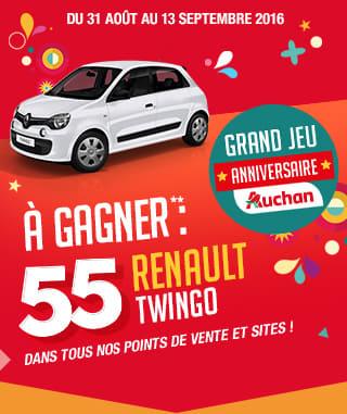 Grand Jeu Auchan