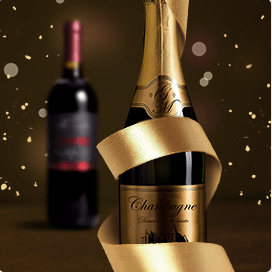 Vin, Champagne, Alcool
