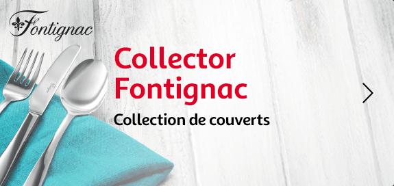 Collector Fontignac : collectionnez les vignettes