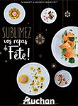 Catalogue : Les repas de fête !