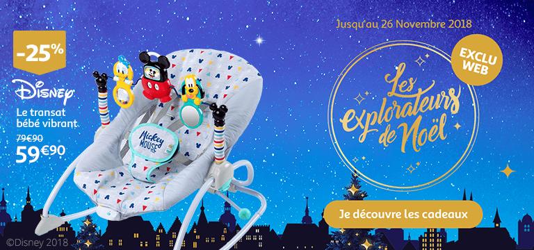 Jusqu'au 26 Novembre 2018                     Rentrez dans la Magie de Disney !