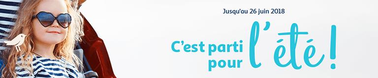 Jusqu'au 17 juin : place aux sensations !