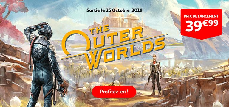 The Outer Worlds, prix de lancement 39€99
