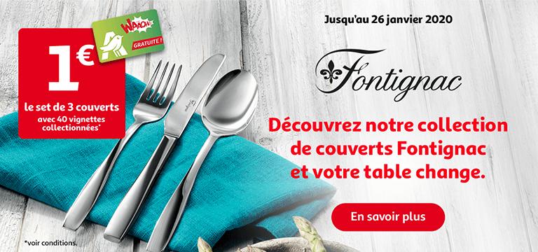 Découvrez notre sélection de produits Fontignac