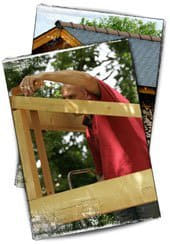 Construction chalet