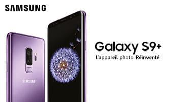 Samsung Galaxy S9 disponible maintenant