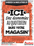 Catalogue : Des économies au quotidien !