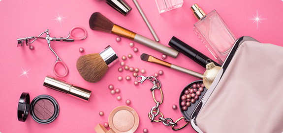 Maquillage, Parfum, Bijoux