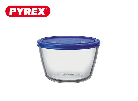 Pyrex® Plat rond 1,6L avec couvercle