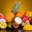 Fruits et legumes exotiques