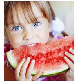 Bonne alimentation enfants