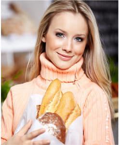 Profils des consommateurs de pain