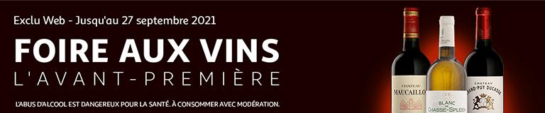 Exclu web : Foire aux vins, l'Avant-première
