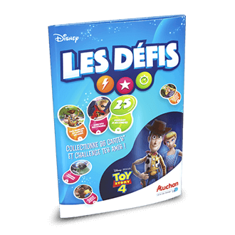 Album Les défis