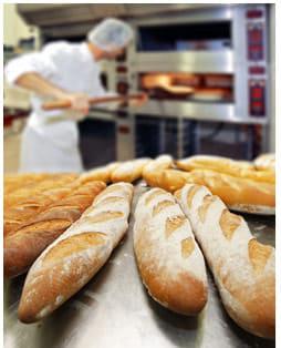 Le pain à la loupe