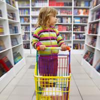 Librairie Magasin Auchan