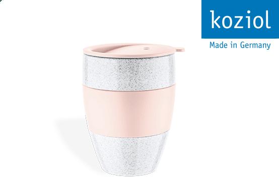 Koziol Mug 400 ml ROSE