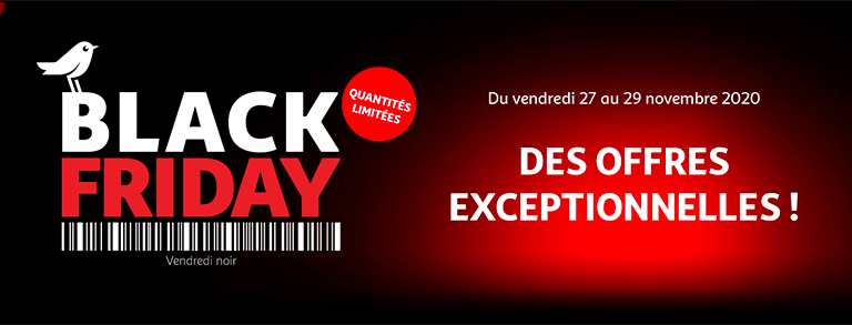 Black Friday en magasin et sur Auchan.fr