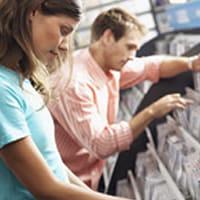 Opérations musique exclusive Auchan
