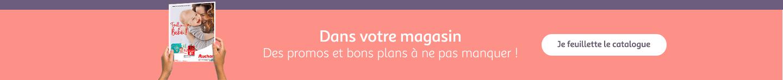 Et aussi dans votre magasin, des promos et bons plans à ne pas manquer : accédez au webalogue Auchan