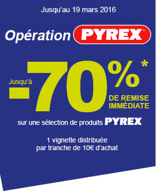 Auchan pyrex for Email auchan