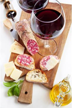 Les accords mets vins