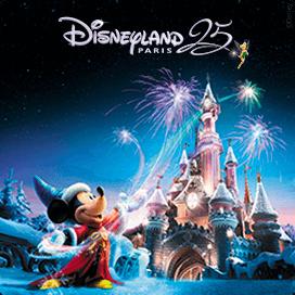 Billet Mini Disney