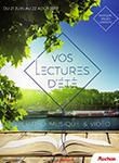 Catalogue : Vos lectures d'été