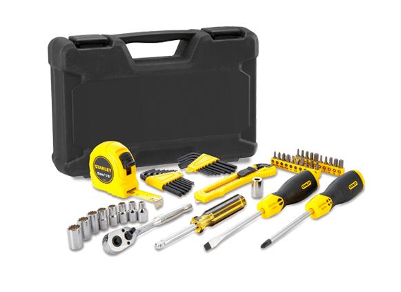 Lot de 51 outils