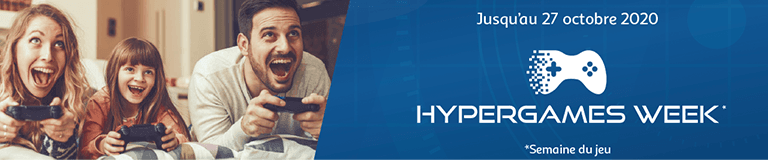 Hypergames week, jusqu'au 27 octobre 2020